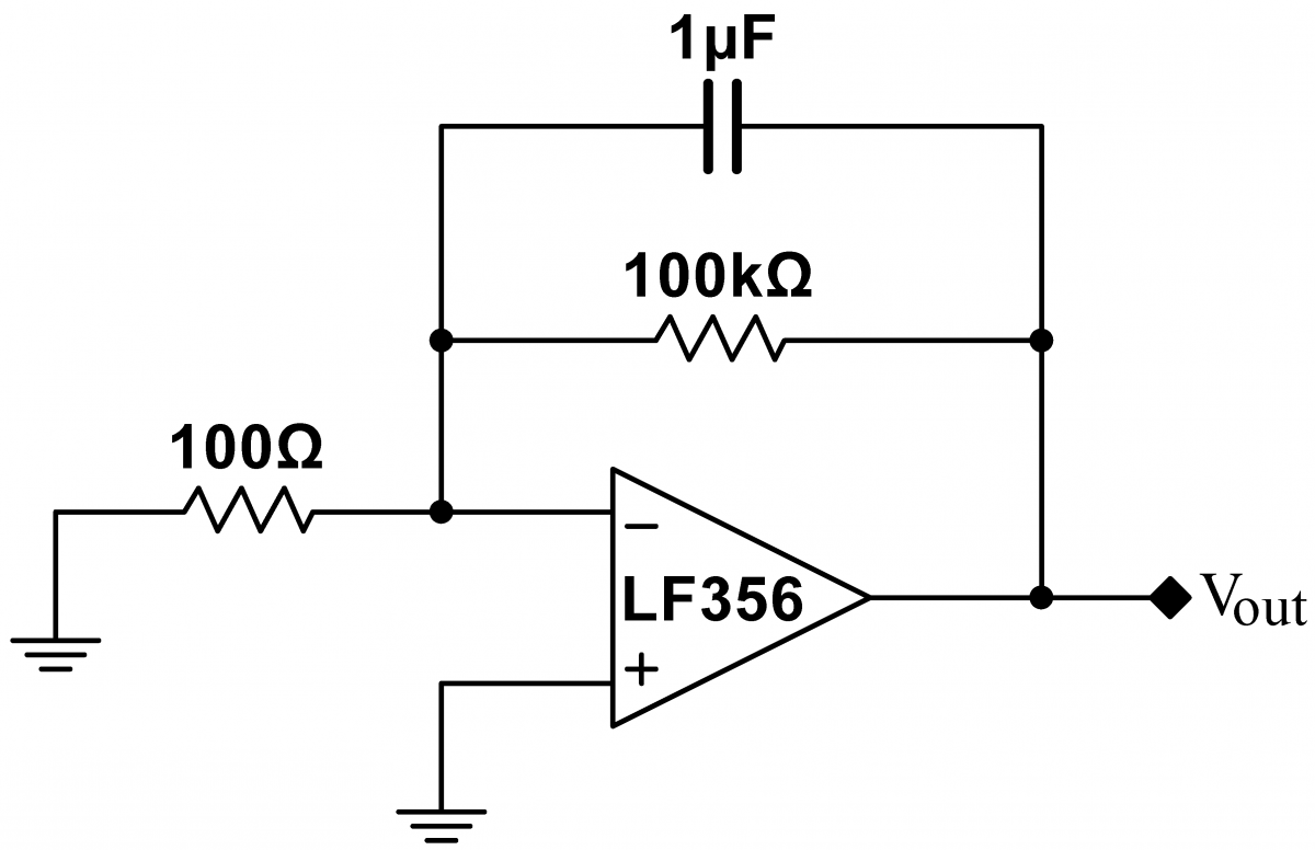 Lab 8 Op Amps Iii Instrumentation Amplifier Amp Oscillator Electronic Circuit Filling Diagram Input Errors 1
