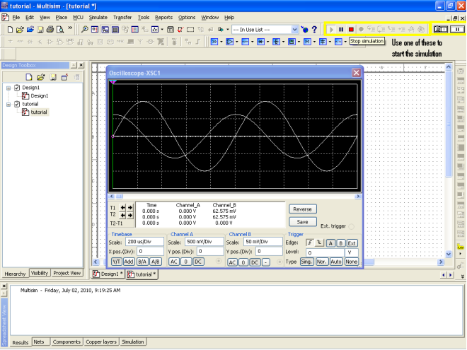 tutorial for lab instrumentation Lab 01: mydaq, labview®, and labview package and driver installation tutorial it is important that student should install all the required software for the course.