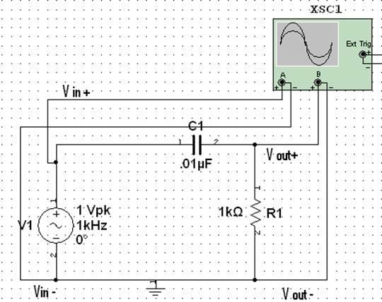 Multisim Wiring Diagram Tutorial - Wiring Diagram